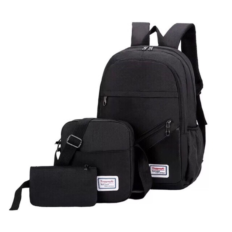 Backpack 3in1 Black Type A