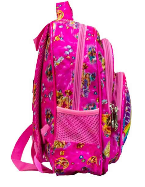 Barbie 3D Backpack Bag