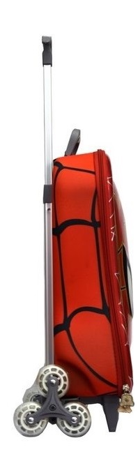 Spider Man 3in1 Suitcase Trolley