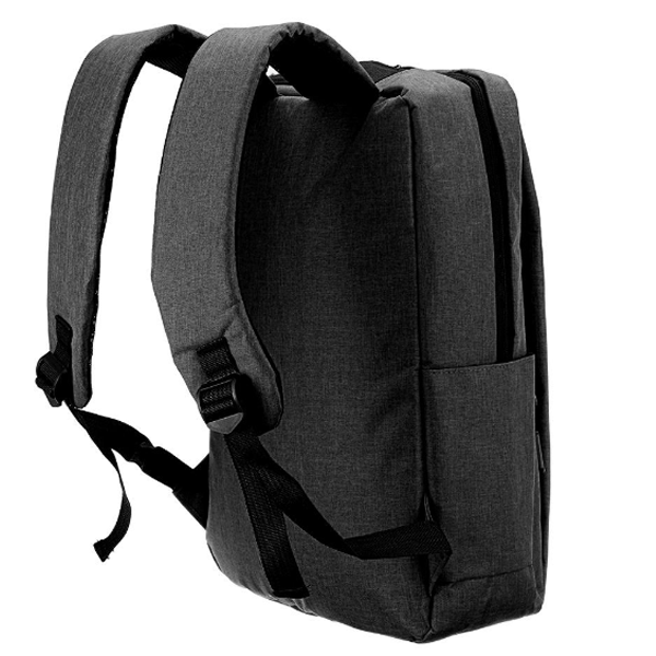 Classic Backpack Single Padded Black