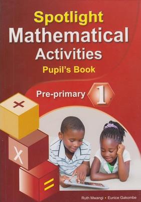Spotlight Mathematical Activities PP1