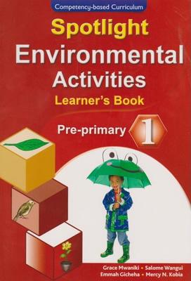Spotlight Environmental Activities Book PP1 (Approved)