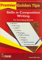 KCSE Golden Tips Skills In Composition Writing