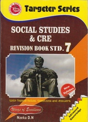 Targeter series Social Studies & CRE Revision book ...