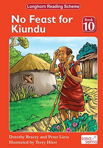 Longhorn Reading Scheme 10 No feast for Kiundu