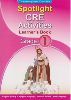 Spotlight CRE Activities Learner's Book Grade 1