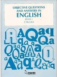 Objective English Question And Answers Book 1