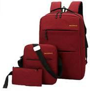 Backpack 3in1 Business Casual Red