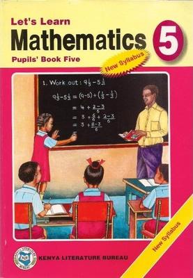 Lets Learn Mathematics Std 5