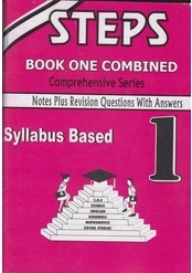 Steps Combined Comprehensive Revision Book 1