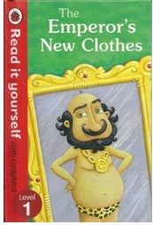 Ladybird Level 1a:The Emperor`s New Clothes