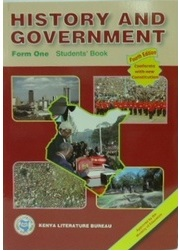 History And  Government Form 1 KLB