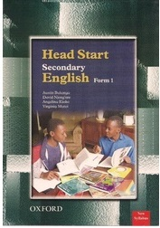 Head Start English Form 1
