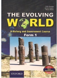 Evolving  World Form 1