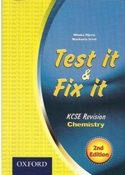 Test It And Fix It KCSE Revision Chemistry