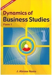 Dynamic Of Business Studies Form 1