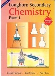 Longhorn Secondary Chemistry Form 1