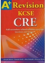 A+ CRE Revision KCSE