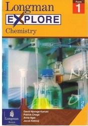 Explore Chemistry Form 1