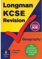 Longman KCSE Revision Geography
