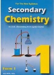 Chemistry Form 1