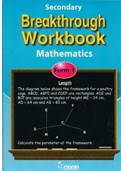 Secondary Breakthrough Mathematics Form 1