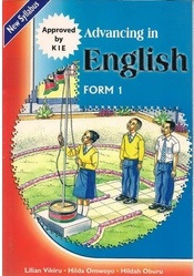 Advancing In English Form 1