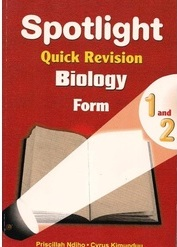 Spotlight Revision Biology Form 1,2