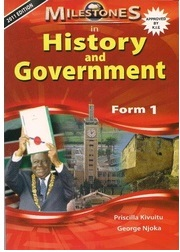 Milestone In History And Government Form 1