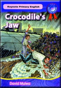 Crocodiles`s Jaw