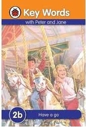 Ladybird 2b Have A Go Peter and Jane ladybird series