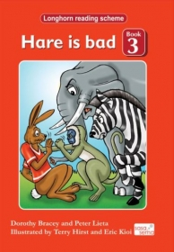 Hare Is Bad Book 3