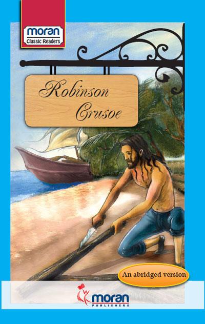 Moran Classic Readers Robinson Crusoe