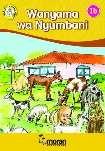 Wanyama Wa Nyumbani 1B