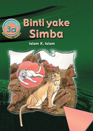 Binti Yake Simba 3a