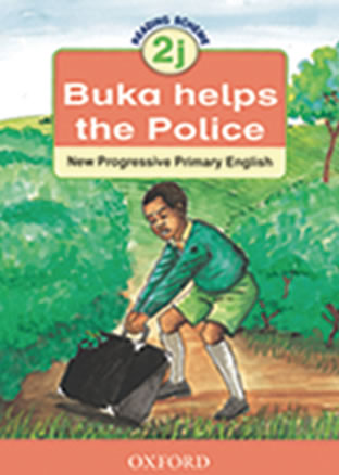 Buka Helps The Police