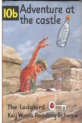 Ladybird 10b-Adventure At the Castle
