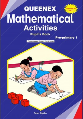 Queenex Mathematical Activities Pre-P1 (Appr)