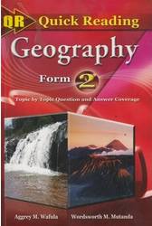 Quick Reading Geography Form 2