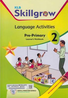 KLB Skillgrow Language Activities PP2