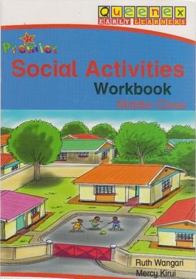 Premier Social Activities workbook- Middle class