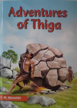 Adventures of Thiga