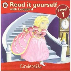 Ladybird level 1:Cinderella