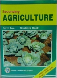 Secondary Agriculture Form 2 KLB