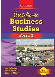 Certificate Business Studies Form 2