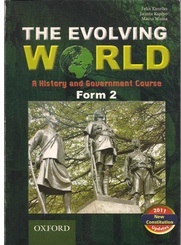 Evolving  World Form 2