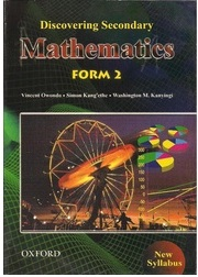 Discovering Mathematics Form 2