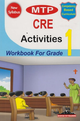 MTP CRE Activities workbook for grade 1