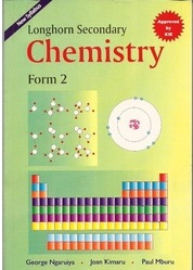 Longhorn Secondary Chemistry Form 2