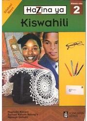 Hazina Ya Kiswahil Kidato Cha 2